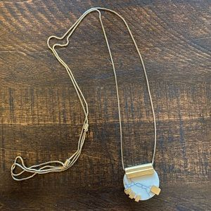 Madewell Stone Necklace